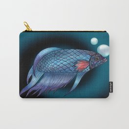 Sammy the Betta Carry-All Pouch