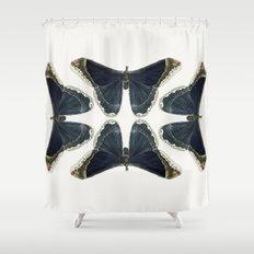 Callosamia Promethea Shower Curtain