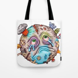 The Crying Oith Tote Bag