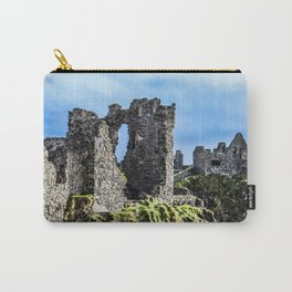 Travel to Ireland: Dunluce Castle Carry-All Pouch