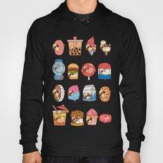 Puglie Food 3 Hoody