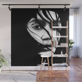 The Expected Intensity (Sketchy Reputation / Jeff Gross) Wall Mural