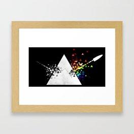 Stop-Motion Framed Art Print
