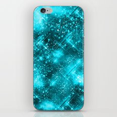 Dazzling Series (SkyBlue) iPhone & iPod Skin