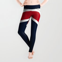 Wooden New England Leggings