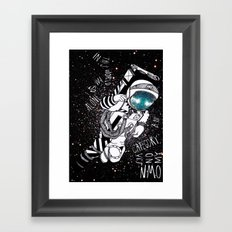 SLR Framed Art Print