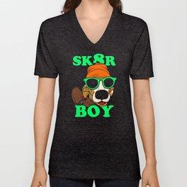 Sk8r Boy Unisex V-Neck
