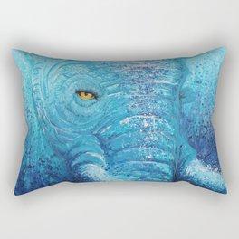See Through My Eyes Rectangular Pillow