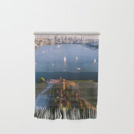 Gas Works and Lake Union Wall Hanging