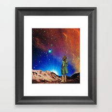 untitled- Framed Art Print