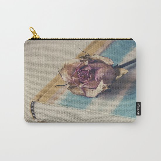 The Book Of Love III Carry-All Pouch