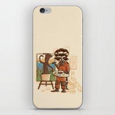 Happy Little Groots iPhone & iPod Skin