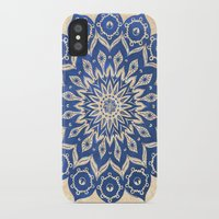 who iPhone & iPod Cases featuring ókshirahm sky mandala by Peter Patrick Barreda