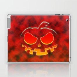 Screaming Pumpkin Laptop & iPad Skin