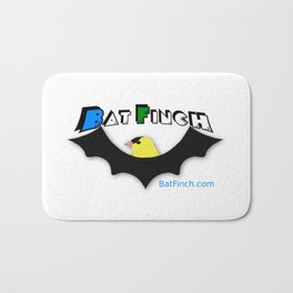 BatFinch Bath Mat