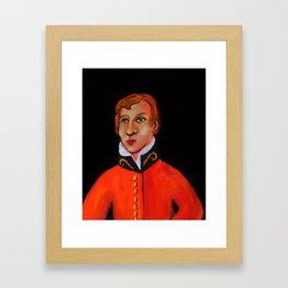 James Miranda Barry Framed Art Print