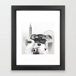 Taipei Day Trips Framed Art Print