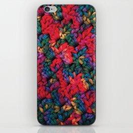 Knit iPhone Skin