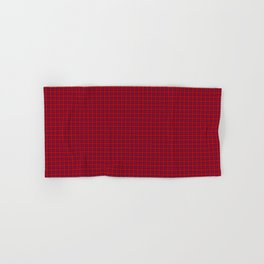 Rose Tartan Hand & Bath Towel