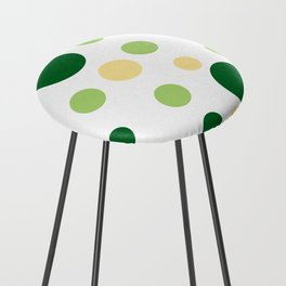 Green Pop Counter Stool