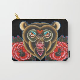Bear of roses Carry-All Pouch