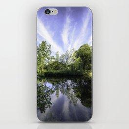 Hatfield Forest Lake England Essex Summer iPhone Skin