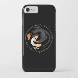 Ripley, the Alien and Jonesy iPhone Case