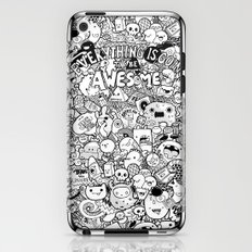 Everything is going to be Awesome iPhone & iPod Skin