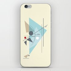 Everything Starts with a Dot iPhone & iPod Skin