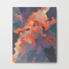 Cloud lounge Metal Print