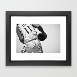 Yao II Framed Art Print