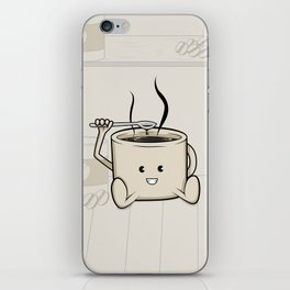 My favorite (food-cafe) iPhone Skin