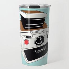 Polaroid Camera Travel Mug