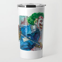 Joker Dc Travel Mug