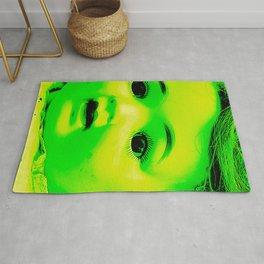 Green Jasmine Rug