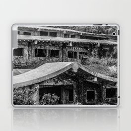 Inner view of the Royal Hotel Laptop & iPad Skin