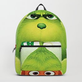 Dr. Seuss The Grinch Backpack