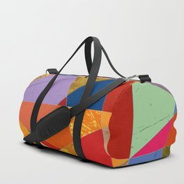 Abstract #337 Duffle Bag