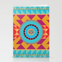 art deco Stationery Cards featuring Deco Art by MadTee