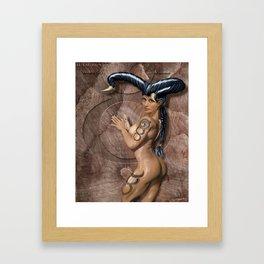 II-Taurus Framed Art Print