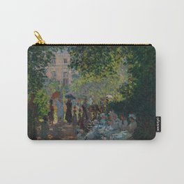 "Claude Monet ""The Parc Monceau"" Carry-All Pouch"