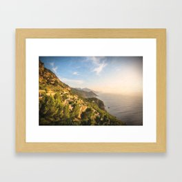 Coastal Dream Framed Art Print