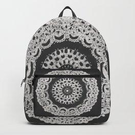 Grandma's Doily Backpack