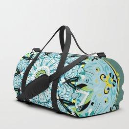 Bug mandala 1a Duffle Bag
