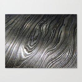 Damascus Blade 1 Canvas Print