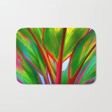 Ti Leaf Series #4 Bath Mat