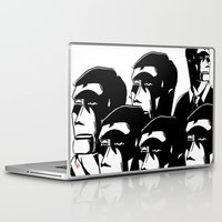 1984 Laptop & iPad Skins featuring 1984 by It's Mandra™