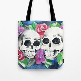 Calaveritas Tote Bag