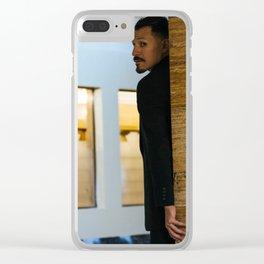 Secret Place Clear iPhone Case