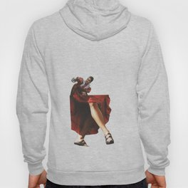 The gossipy girl of Shakespeare Hoody